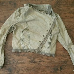 free people jacket, size small